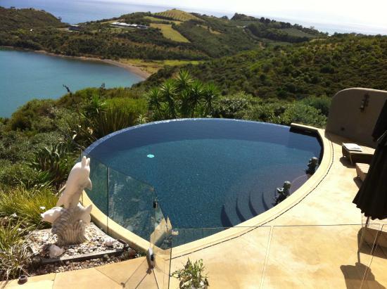Delamore Lodge: Pool