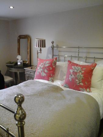 Castle Inn Hornby: Bedroom