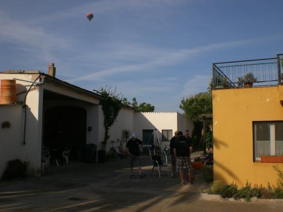 Ansicht Innenhof, Can Selleretas