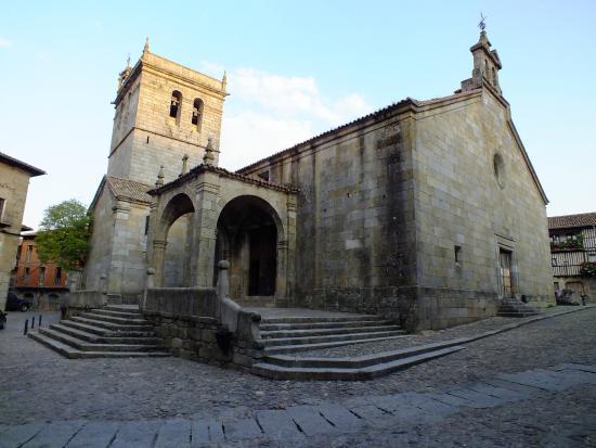 Iglesia de la alberca picture of abadia de los for Imagenes de la alberca salamanca