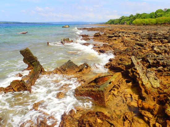 Million Dollar Point: Incoming tide on war relics