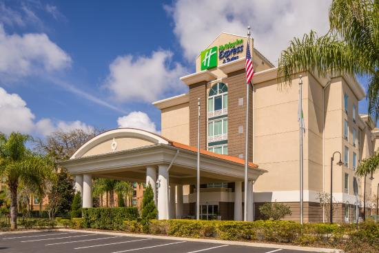 Holiday Inn Express Hotel & Suites Orlando-Apopka : Holiday Inn & Express Orlando-Apopa