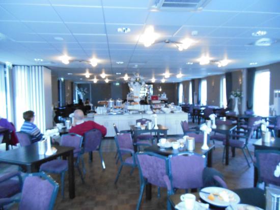 Hof van Putten : Hofs, Breakfast room main Block