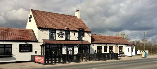 Howden, UK: The Royal Oak Cafe Lounge