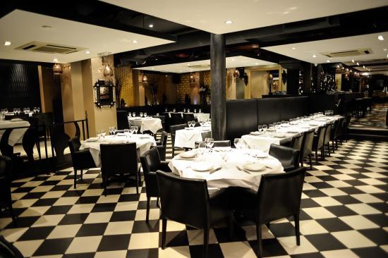 Anokha picture of anokha indian bar restaurant london for Anokha cuisine of india