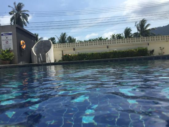 熱帶棕櫚水療度假酒店張圖片