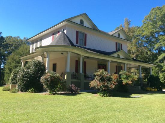 Cross Hill, SC: Lady Aemlia Bed and Breakfast Inn