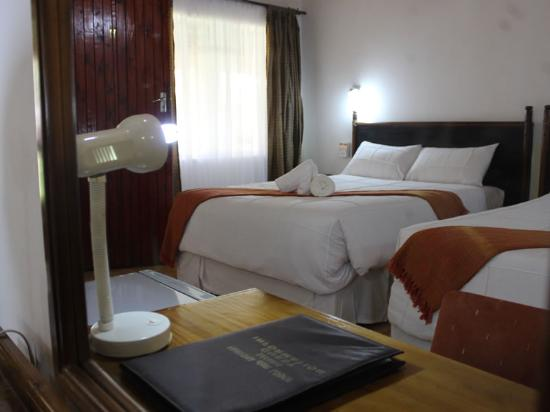 Pamusha Lodge: Twin Rooms