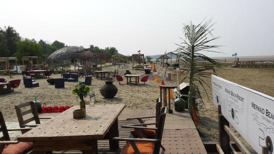 Mermaid Beach Resort, Cox's Bazar