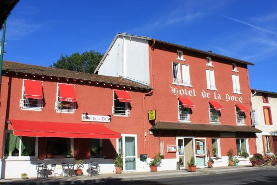Hotel Restaurant de la Dore