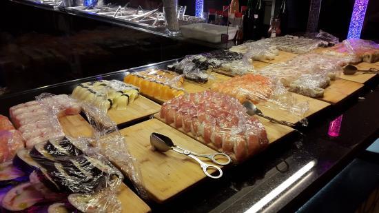 Buffet A Volonte Avis De Voyageurs Sur Le Tokyo Sotteville Les Rouen Tripadvisor