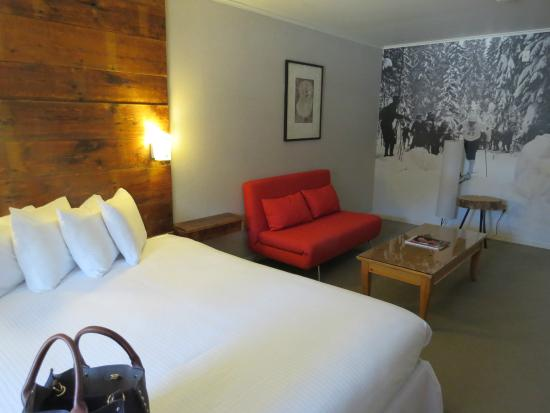 The Mountain Road Resort: Room #14