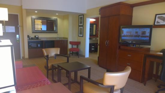 Courtyard by Marriott Johnson City: .