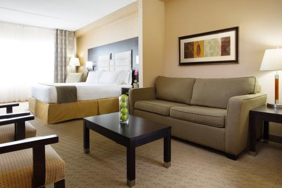 Holiday Inn Express & Suites Ottawa West - Nepean: King suite