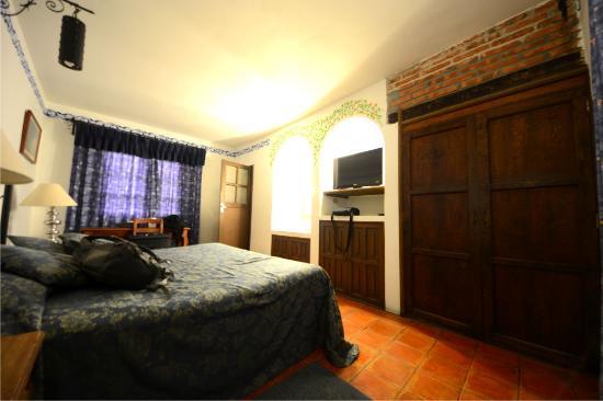 Hotel Mansion Virreyes: Cuarto