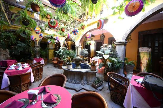 Hotel Mansion Virreyes: Interior