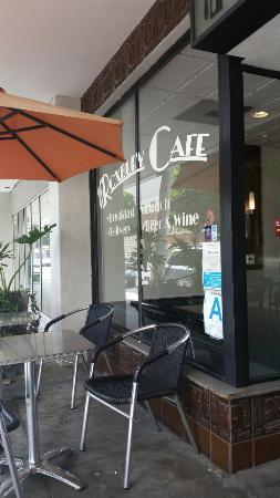 Roxbury Cafe