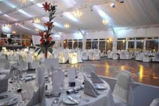 The Alona Hotel : salão de grandes reuniões