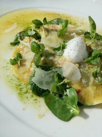 Hotel Murmeli: Delicious food