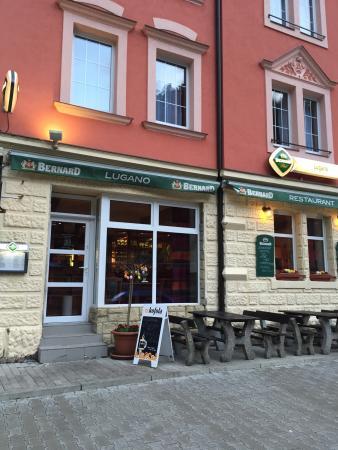 Hotel und Restaurant Lugano