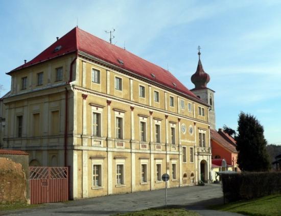 Zamek Trhanov