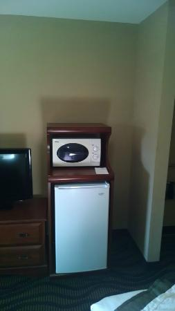 Quality Inn Kennesaw : Microwave