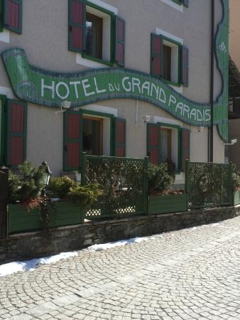 Hotel du Grand Paradis & Spa la Baita: Accoglienza e professionaità