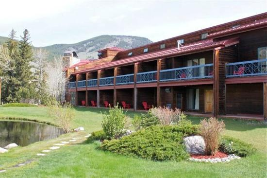 Beartooth Lodge at Rock Creek Resort