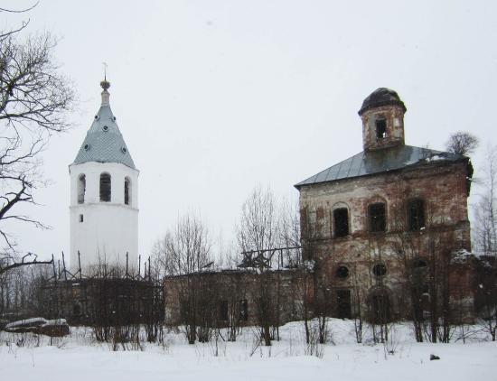 Lyubim, Russia: Богоявленский собор