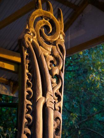 Foto De Mitai Maori Village Rotorua Maori Symbole Tripadvisor
