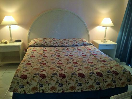 Princess Port de Plaisance Resort and Casino: Bedroom