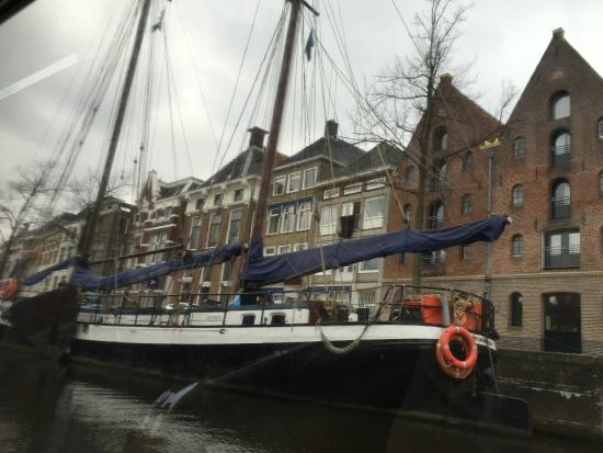 Rondvaart in Groningen
