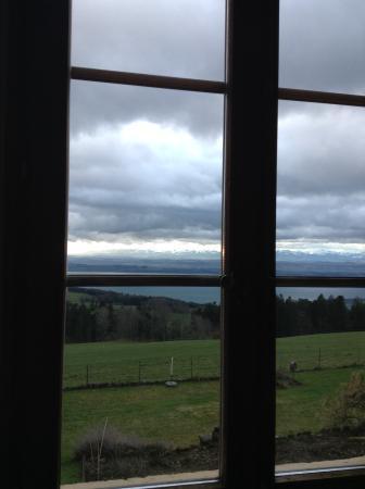 La Prise: Foto da janela do quarto