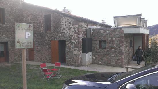Casa rural can simonet camprodon rourevell pirineo - Casa rural pirineo catalan ...