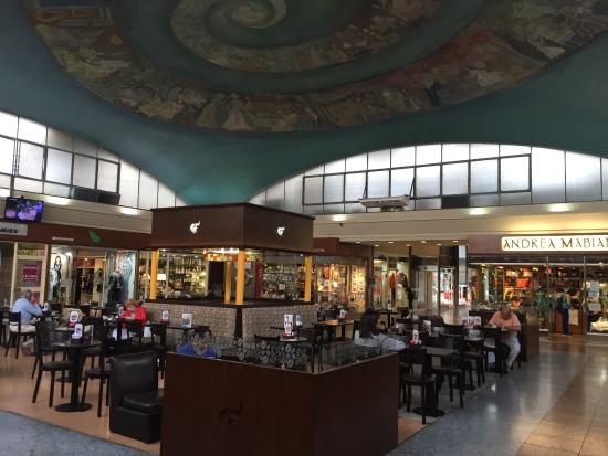 Galerias Santa Fe
