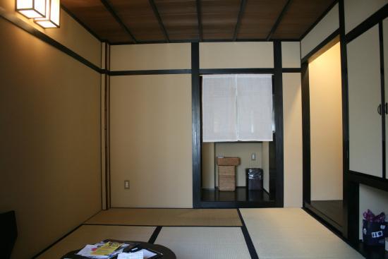 Kyomachiya Ryokan Sakura Honganji: номер