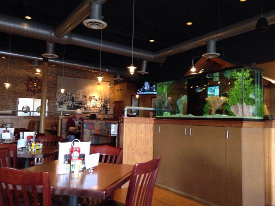North And South Seafood Smokehouse Madison Restaurant Reviews
