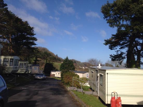 写真Combe Martin Beach Holiday Park枚