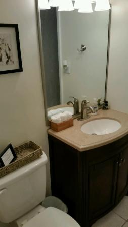Ambassador -  A Family Resort on the Gulf : bathroom
