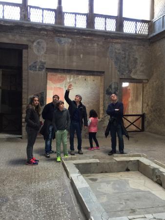 Leisure Italy - Tours : Pompeia