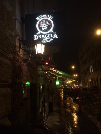 Dracula Restaurant & Pub