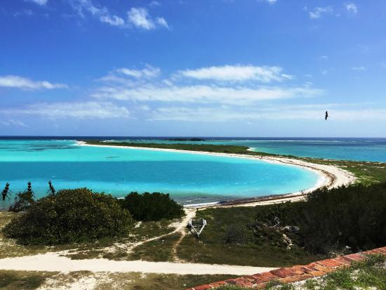 Lovely picture of dry tortugas national park key west tripadvisor for Garden key dry tortugas national park