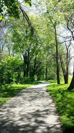 Nearby Indian Creek Trail, a quiet and peaceful walk - Picture of
