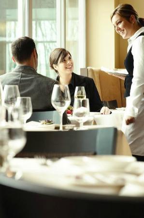 Hôtel Mortagne : Notre restaurant SENS
