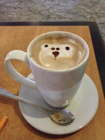 Ah Cacao Chocolate Café: latte