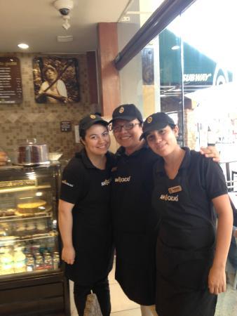 Ah Cacao Chocolate Café: three great kids