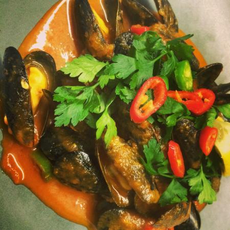Bleu: Mussels