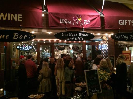 Wine A Bit Coronado: Wine A Bit. Always a good tinme!