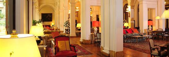 Grand Hotel & La Pace: Sala degli Archi