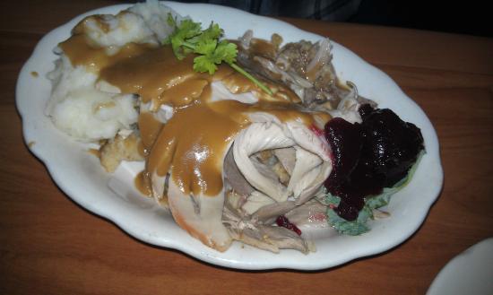 Hart's Turkey Farm: Turkey Plate